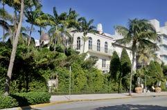 Versace mansion Royalty Free Stock Image
