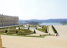 Versaille palace Stock Image