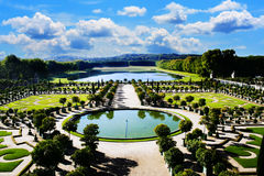 Versailles Stock Photo