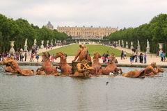 Versailles Royaltyfri Foto