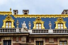 Versailles architektura Obrazy Royalty Free