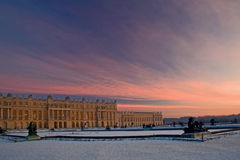 Versailles au crépuscule Royalty Free Stock Photography
