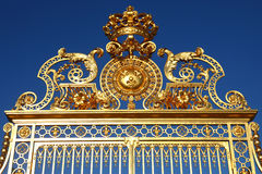 Versailles Castle Stock Photography