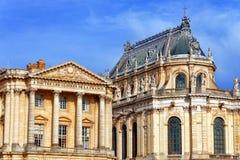 Versailles Castle. Famous Royal Chapel Stock Image