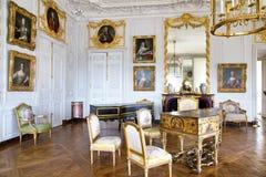 Versailles Castle Paris France Stock Photos