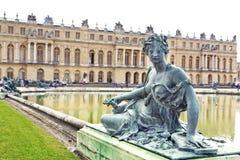 Versailles Castle, Paris, France Stock Photography
