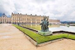Versailles Castle, Paris, France Royalty Free Stock Images