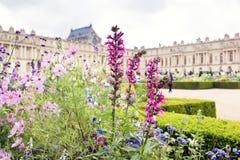 Versailles Castle, Paris, France Royalty Free Stock Photo