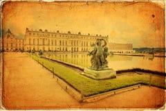 Versailles Castle, Paris, France Stock Photos