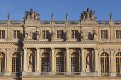 Versailles castle Royalty Free Stock Photos