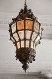 Versailles Chandelier. A chandelier in the main entrance of Versailles royalty free stock photo