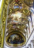 Versailles - chapelle royale Image libre de droits