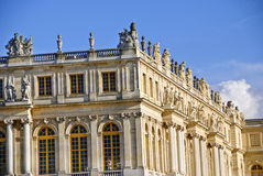 Versailles Chateau Royalty Free Stock Photography