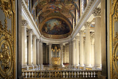 Versailles Chateau Stock Photo