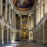 Versailles Chateau Stock Photos