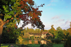 Versailles Chateau, France. Queens Hamlet at Versailles Chateau, France Royalty Free Stock Images