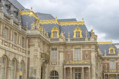 Versailles Chateau near Paris Stock Photos