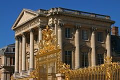 Versailles  - Chateau 4 Royalty Free Stock Images