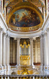Versailles Church Kind on a hall at Versailles in France Stock Images