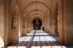 Versailles corridor Royalty Free Stock Photos