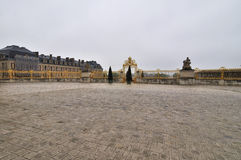 VERSAILLES, FRANCE en juin 2013 le palais de Versailles est un château royal à Versailles, France Liste Paris de patrimoine mondi Image stock