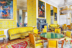 VERSAILLES, FRANCE - JULY 02, 2016 : Family Salon (apartaments) Royalty Free Stock Photography