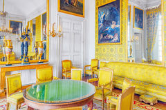 VERSAILLES, FRANCE - JULY 02, 2016 : Family Salon apartaments Stock Image