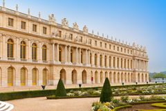 Versailles, France. Palace and park Stock Images