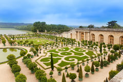 Versailles, France. Park.Landscape Stock Photos