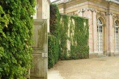 versailles France wejściowy ogród Zdjęcia Stock