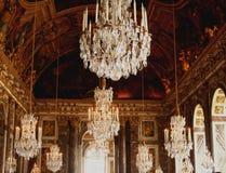 Versailles Francia Fotografia Stock Libera da Diritti