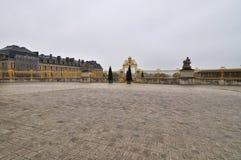 VERSAILLES, FRANKREICH im Juni 2013 der Palast von Versailles ist ein königliches Chateau in Versailles, Frankreich UNESCO-Weltku Stockbild