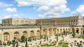 Versailles, Frankrijk - April, 2012: Het Paleis van Versailles dichtbij Parijs, Frankrijk Royalty-vrije Stock Foto