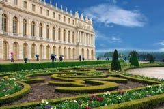 Versailles in Frankrijk, Parijs Stock Foto's