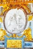 VERSAILLES FRANKRIKE - JULI 02, 2016: Krigrum Salong De La Guerr Royaltyfri Foto