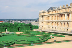 Versailles - French chateau Stock Photos