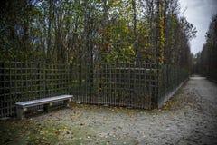 Versailles-Gärten Lizenzfreie Stockfotografie