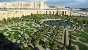 Versailles garden Royalty Free Stock Photo