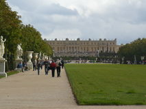 Versailles garden Stock Photography