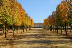 Versailles gardens Stock Photography