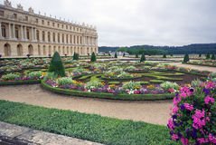 Versailles gardens stock photography