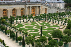 Versailles gardens Stock Photos