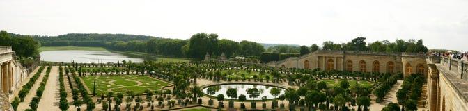 Versailles Gardens Stock Image