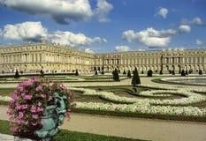 Versailles' gardens. France. Palace of Versailles - gardens stock photos