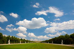 Versailles Gargens Royalty Free Stock Images