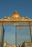 Versailles gate Royalty Free Stock Image