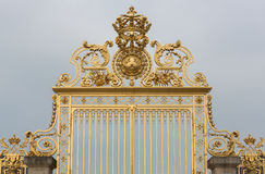 Versailles Gate Front Royalty Free Stock Photos
