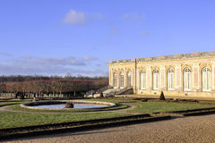 Versailles, the Grand Trianon Royalty Free Stock Photography