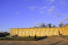 Versailles, the Grand Trianon Stock Image