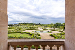 Versailles kasztel, Paryż, Francja Obraz Stock